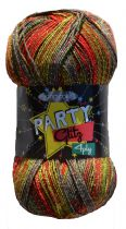 King Cole Party Glitz 4ply 100g - 2354 Grinch